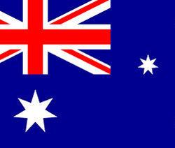 Автсралия флаг